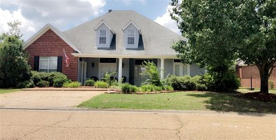 Rankin County Single Family Home For Sale: 149 Vineyard Blvd