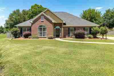 Hinds County Single Family Home Contingent/Pending: 112 Buffalo Cv