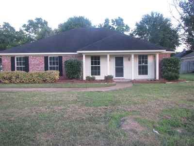 Byram Single Family Home For Sale: 2051 Branch Creek Dr