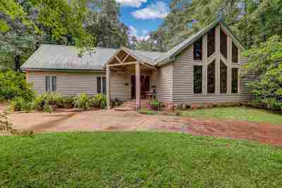 Simpson County Single Family Home Contingent/Pending: 135 Chalk Dr