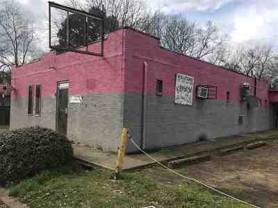Hinds County Commercial For Sale: 1220 N Ridgeway St