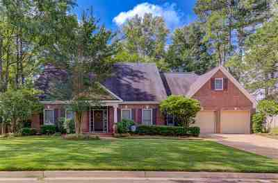 Hinds County Single Family Home For Sale: 311 Monterey Dr