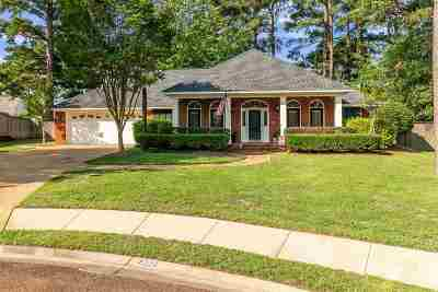 Rankin County Single Family Home For Sale: 333 Northshore Pl