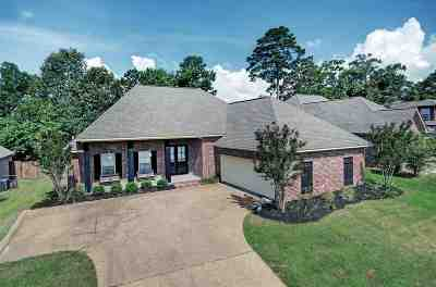 Rankin County Single Family Home For Sale: 224 Huntington Hollow