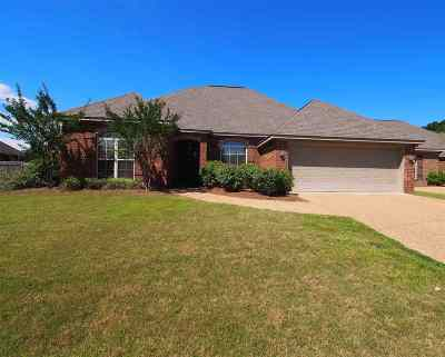 Rankin County Single Family Home For Sale: 640 Hidden Hills Crossing