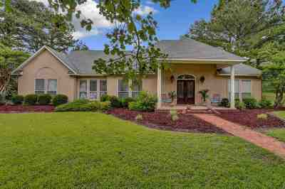 Hinds County Single Family Home Contingent/Pending: 1470 Dulaney Rd