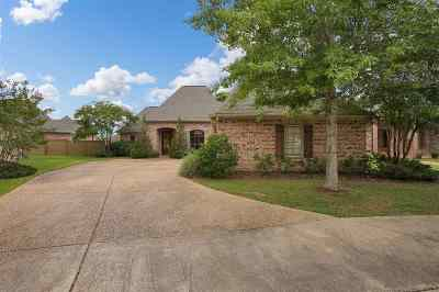 Rankin County Single Family Home Contingent/Pending: 228 Provonce Park