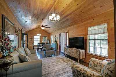 Simpson County Single Family Home Contingent/Pending: 929 Pinola Braxton Rd