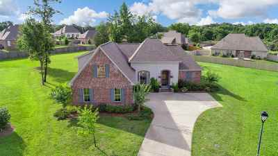 Canton Single Family Home For Sale: 105 Windward Ct