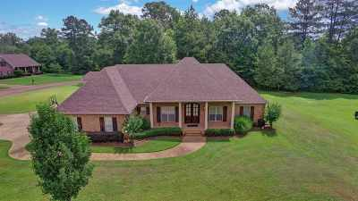 Hinds County Single Family Home For Sale: 124 Rowan Oak Pl