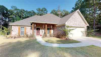 Rankin County Single Family Home Contingent/Pending: 523 Mildred Cir