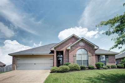 Brandon Single Family Home Contingent/Pending: 250 Ashton Way