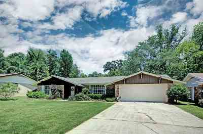 Clinton Single Family Home Contingent/Pending: 908 Cedar Hill Dr