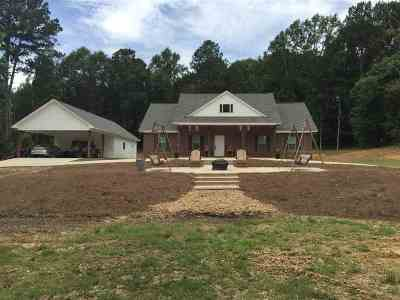 Hinds County Single Family Home For Sale: 587 Clinton Tinnin Rd