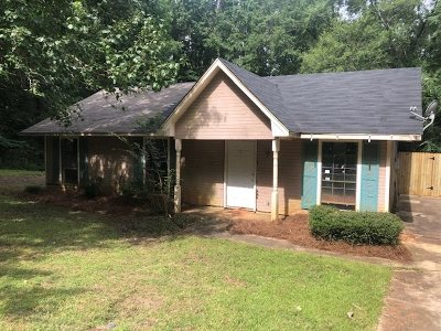 Hinds County Single Family Home For Sale: 3161 Benson Dr