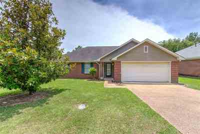 Byram Single Family Home Contingent/Pending: 5033 Womack Dr