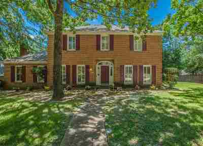 Jackson Single Family Home Contingent/Pending: 1601 Pear Orchard Pl