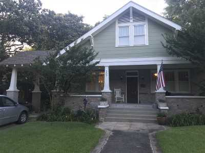 Clinton Single Family Home For Sale: 307 E College St