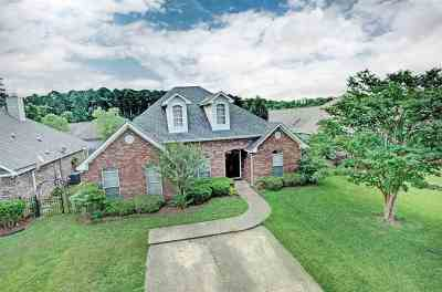 Rankin County Single Family Home For Sale: 137 Vineyard Blvd