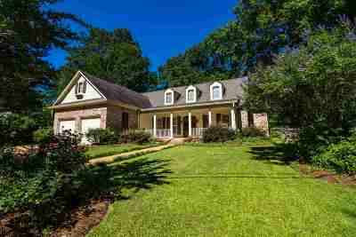 Jackson Single Family Home Contingent/Pending: 4825 N Northampton Dr