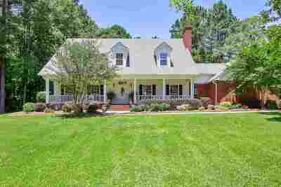 Single Family Home For Sale: 661 Trickham Bridge Rd