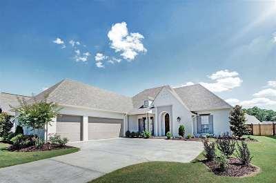 Flowood Single Family Home Contingent/Pending: 138 Latter Rayne Dr