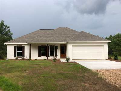 Simpson County Single Family Home For Sale: 626 New Hope Rd
