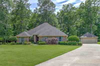 Rankin County Single Family Home Contingent/Pending: 516 Creekstone Dr