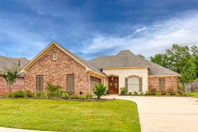 Flowood Single Family Home For Sale: 228 Bellamy Ct