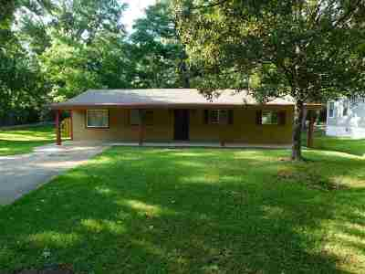 Jackson Single Family Home For Sale: 260 Cooper Rd