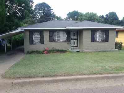 Jackson Single Family Home For Sale: 2255 W Ridgeway St