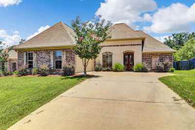 Flowood Single Family Home For Sale: 218 Bellamy Ct