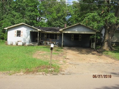 Hinds County Single Family Home For Sale: 2508 Coronet Pl