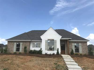 Canton Single Family Home Contingent/Pending: 104 Woodscape Dr