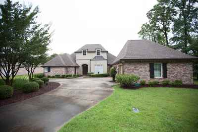 Canton Single Family Home For Sale: 412 Audubon Woods
