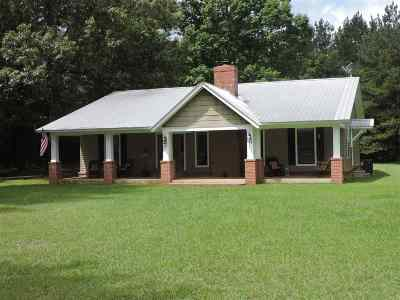 Brandon Single Family Home Contingent/Pending: 5910 Highway 18 Hwy