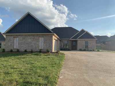 Pearl Single Family Home For Sale: 302 Clubview Cv