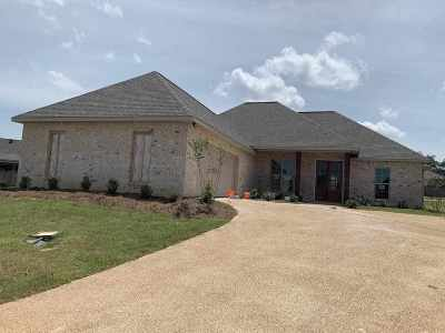 Pearl Single Family Home For Sale: 304 Clubview Cv