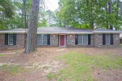 Jackson Single Family Home For Sale: 5110 Post Oak Dr