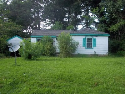 Hinds County Single Family Home For Sale: 108 Maple Ridge Dr