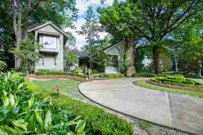 Jackson Single Family Home For Sale: 4141 Crane Blvd
