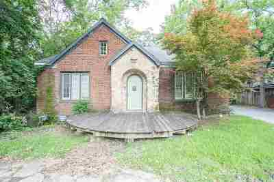 Jackson Single Family Home For Sale: 3417 N State St