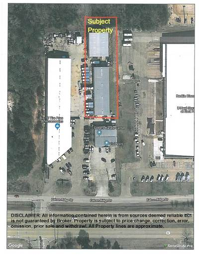 Rankin County Commercial For Sale: 4410 Hwy 80 East