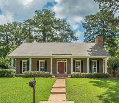 Ridgeland Single Family Home For Sale: 408 Pine Brake Cir