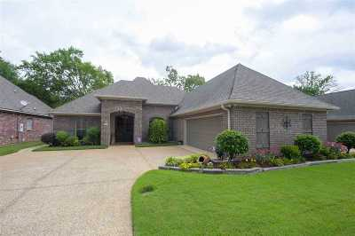 Flowood Single Family Home For Sale: 111 Tradition Pkwy
