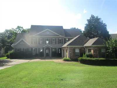 Madison County Single Family Home For Sale: 234 Forest Lake Dr