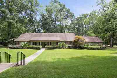 Jackson Single Family Home For Sale: 1717 Bellewood Rd