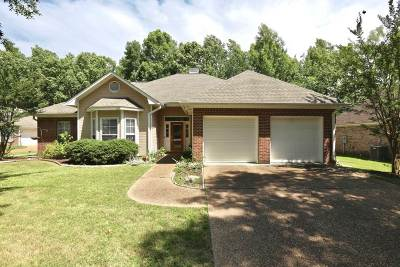 Clinton Single Family Home Contingent/Pending: 117 Stonebridge Ln