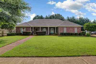 Brandon Single Family Home Contingent/Pending: 351 Edgewood Crossing