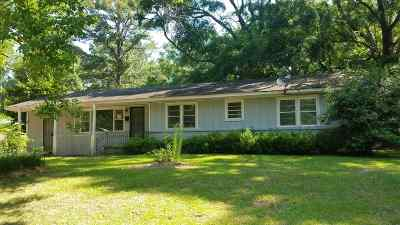 Hinds County Single Family Home For Sale: 4222 Meadowlane Dr